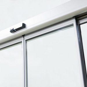 Operador de puerta automática corredera